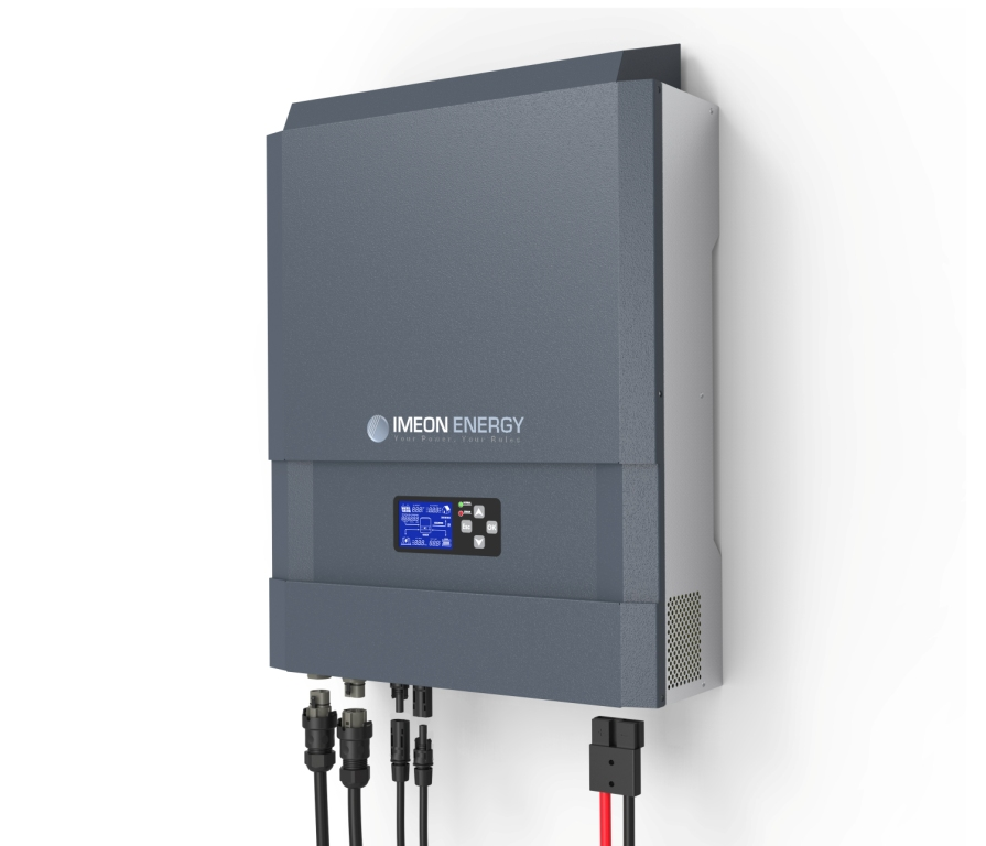 Imeon 9 12kw Hybrid Inverter Three Phase Sonop Solar