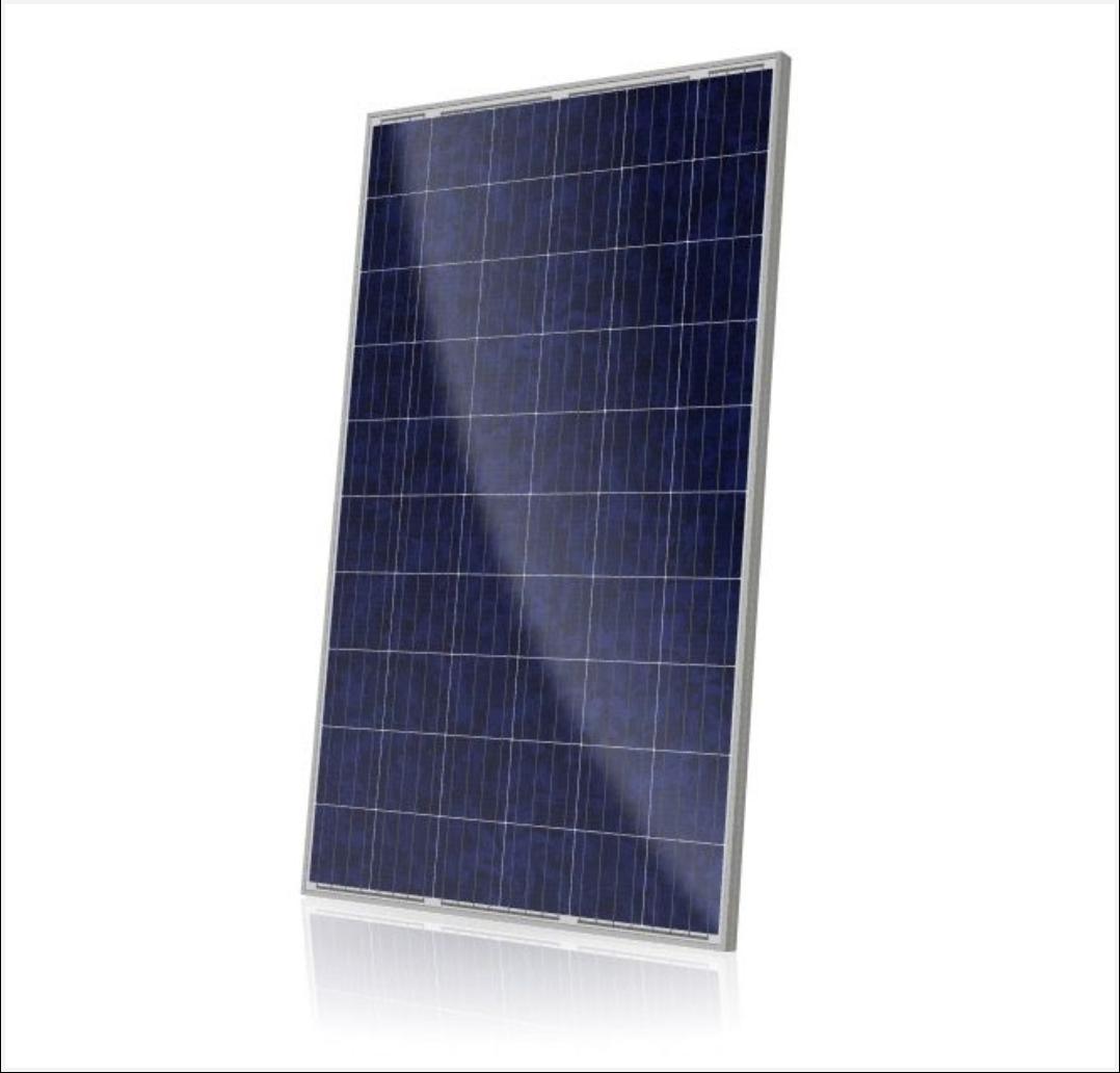 Canadian Solar 330w Poly PV Module
