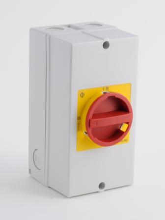 Ac Isolator Three Phase 32a Sonop Solar
