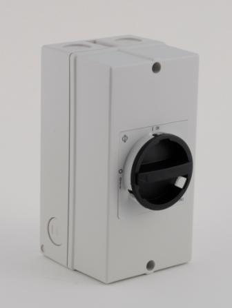 Dc Isolator Single String 20a 1000vdc Sonop Solar