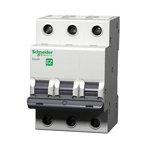 Schneider Easy9 Mcb 3p 25a 3ka Sonop Solar