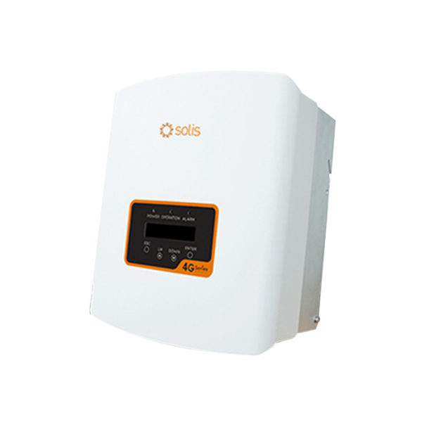 Solis 2 5kw Mini 4g Single Phase 1 Mppt Sonop Solar