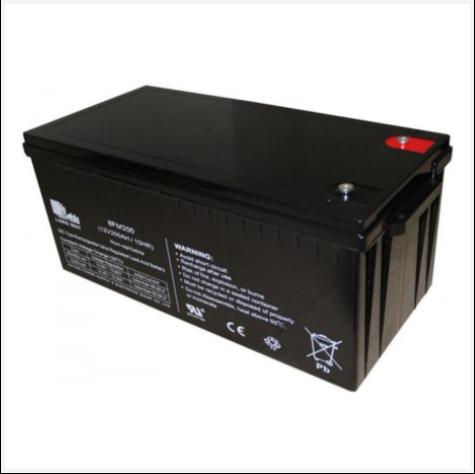 vision 12v 200ah agm battery sonop solar. Black Bedroom Furniture Sets. Home Design Ideas