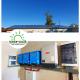 Hybrid solar certified system installer