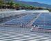 Sonop Solar installation in progress in the Wrester Cape.